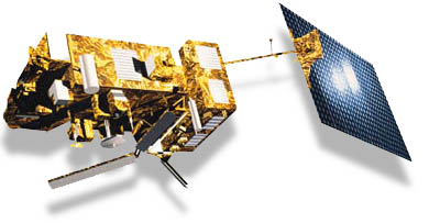 The Metop Satellite